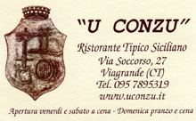 Ristorante &quot;U Conzu&quot;