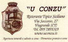 """Ristorante """"U Conzu"""""""