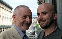 Leo Gullotta e Giuseppe Coco